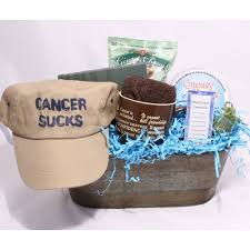mens gift baskets cancer gifts basket for men mens cancer gift basket