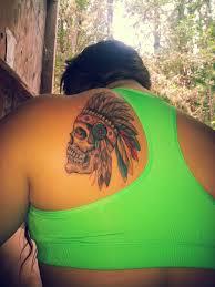 indian headdress tattoo on ribs my indian headdress tattoo only trash ppl get tattoos