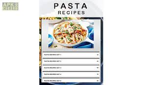 application cuisine android pasta recipes 2 for android free at apk here store