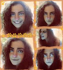 Cowgirl Halloween Makeup Simba Lion King Istant Cosplay 3 By Rerinkin Deviantart Com