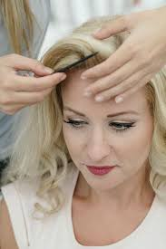 bridal hairstyle santorini hairdresser wedding hairstyles