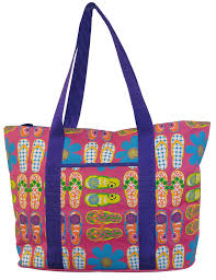 flip flop bag and boat tote bags
