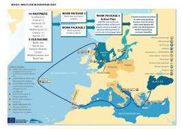 Aegean Sea Map Multi Use In European Seas European Msp Platform