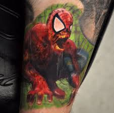 spiderman tattoos the top 15 spiderman tattoo designs