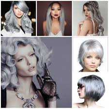 grey hair 2015 highlight ideas the 25 best silver hair extensions ideas on pinterest grey hair