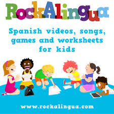 spanish for kids spanish playground