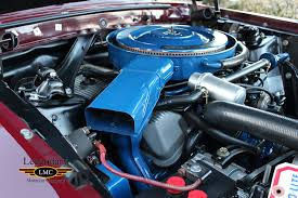 ford mustang cobra jet engine 1969 shelby gt500 scj convertible extremely and coveted