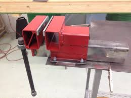 How To Build A Bench Vise Best 25 Bench Vise Ideas On Pinterest Wood Vise Workbench Vice