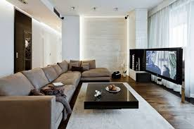 Cool Decorating Tips  A Chic Modern Apartment In Warsaw - Modern apartment interior design ideas
