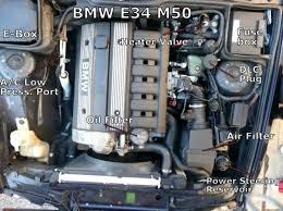 bmw e34 525i engine bmw e34 525i check engine light fault codes diagnostic