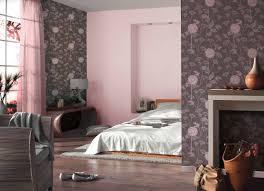 Papier Peint Marron Glace by Indogate Com Chambre Marron Et Rose