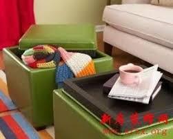 storage tray ottoman foter