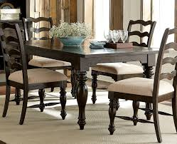 liberty dining table furniture weatherford piece chairs item