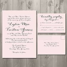 wedding invitations rsvp wedding invitations and rsvp mes specialist