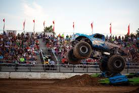 monster truck show schedule 2015 entertainment the montgomery county agricultural fair