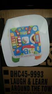 fisher price around the town learning table fisher price laugh and learn around the town learning table