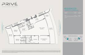 quantum on the bay floor plans privé aventura new condos for sale bogatov realty