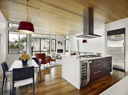 kitchen designs living room kitchen and dining room design lsa