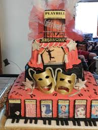 broadway cake for a sweet 16 enchanted cakes on fb cupcake shop