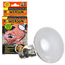 reptile fluorescent light fixtures zoo med zoo med powersun uv mercury vapor uvb l reptile mercury