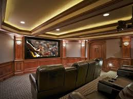 basement home theater design ideas basement home theater design