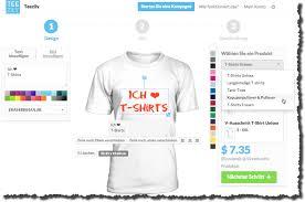 t shirt design erstellen die t shirt formel reto stuber