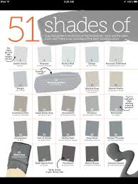 Dark Colors Names 51 Shades Of Gray Paint We Went With 16 Revere Pewter