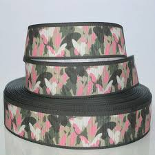 printed ribbon wholesale 137 best camo ribbons images on grosgrain ribbon camo