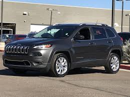 dark gray jeep cherokee jeep cars for sale used cars on buysellsearch
