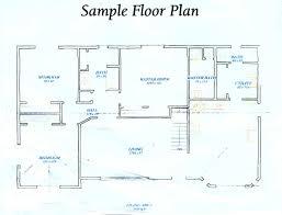 draw house plans design ideas
