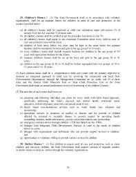final juvenile justice module appd by law 251 101