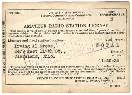 Vanity Call Sign Lookup Amateur Radio Licensing In The United States Wikipedia