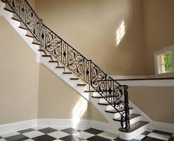 Home Depot Stair Railings Interior Interior Indoor Glass Railing Stair Iron Od01 Systems Home Depot