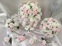 artificial wedding flowers beautiful affordable artificial wedding flowers groovyruby ltd