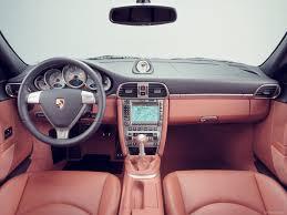 Porsche 911 Interior - 2007 porsche 911 turbo wallpapers