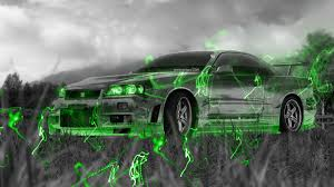 nissan gtr skyline wallpaper nissan skyline gtr r34 jdm crystal nature car 2015 wallpapers el