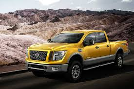nissan titan long tube headers 2016 nissan titan xd shows its face at the detroit auto show