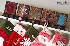 christmas holders diy christmas hangers