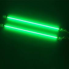 hotsystem 2x car auto neon interior kit lights ccfl