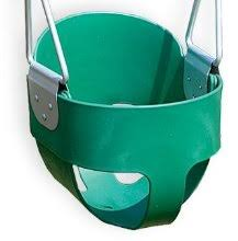 baby swing swing set com eastern jungle gym heavy duty high back full bucket