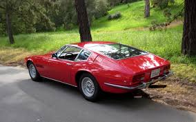 red maserati quattroporte old and classic maserati car pictures maserati history and pictures