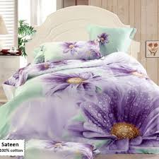 Purple And Green Bedding Sets Purple And Green Duvet Cover Set Online 4 Pcs Beddingeu