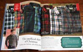 Scotch Plaid Salt Water New England L L Bean Chamois Shirts And Scotch Plaid
