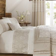 eleanor james kingsley gold duvet cover set double to enlarge