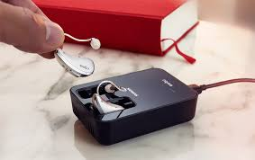 siemens hearing aid charger red light rechargeable hearing aids in st louis hearing healthcare