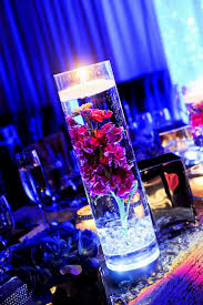 centerpiece ideas wedding centerpiece ideas led lights decorating of party