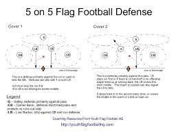 flag football amanda van nostrand physical education website