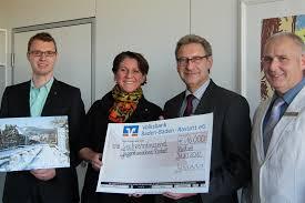 Volksbank Rastatt Baden Baden Landkreis Freut Sich über Lions Spende Für Kinder Und Jugendliche
