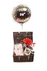 Birthday Gift Basket 30th Birthday Gift Basket A Gift Basket From Heaven