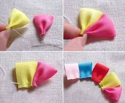 how to make hair bow how to make baby ribbon hair ties how to make a ribbon hair bow